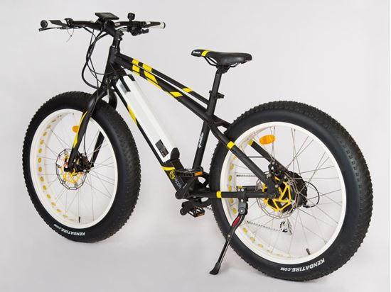 Wygodny rower elektryczny